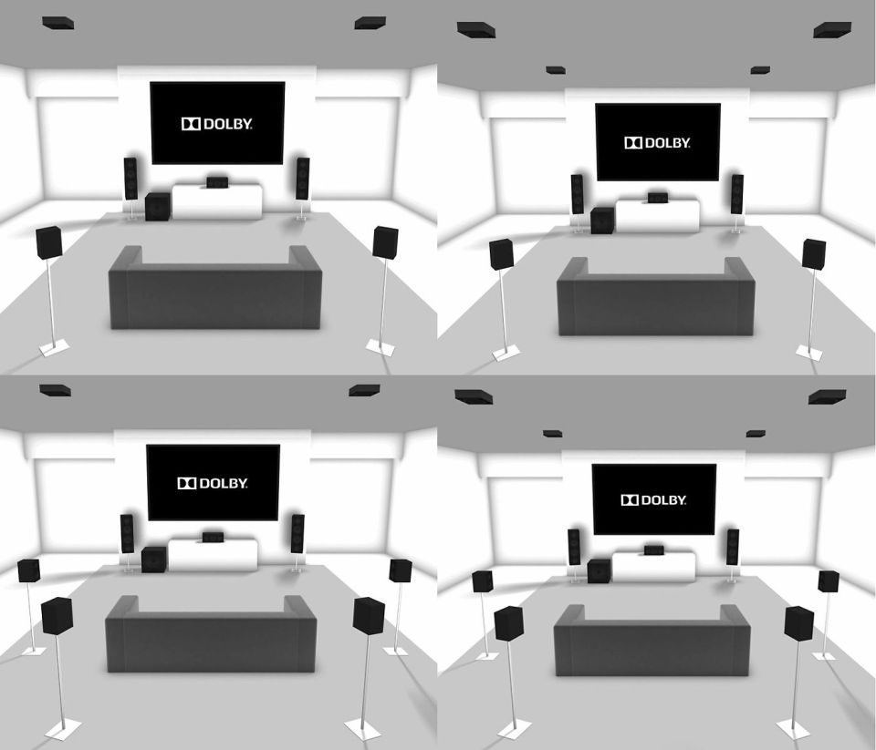 Dolby Atmos and DTS:X: What is the Difference? Speaker Setup