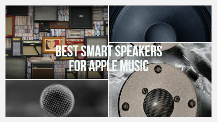Best Smart Speakers For Apple Music