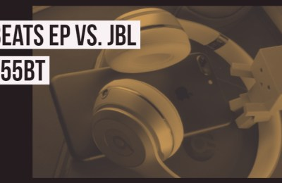 Beats EP vs. JBL E55BT