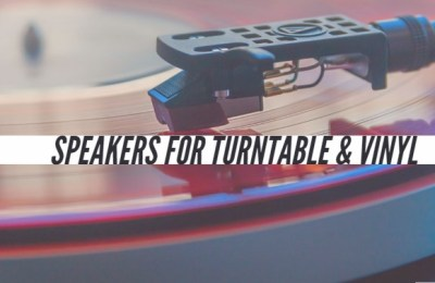 Budget Powered Speakers for Turntable