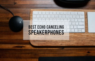 Best Echo Canceling Speakerphone