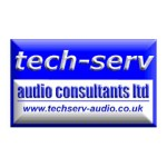 Tech Serve Audio Consultants Logo