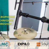 LMC Audio Microphone Techniques Workshop