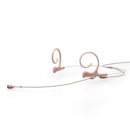 DPA d:fine™ 66 Omni Headset Mic, Dual Ear, Beige