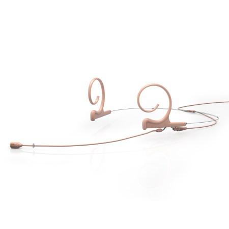 DPA d:fine 88 Directional Headset Mic, Dual Ear, Beige