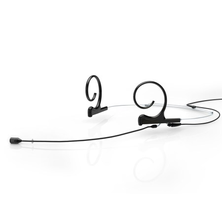 DPA d:fine 88 Directional Headset Mic, Dual Ear, Black