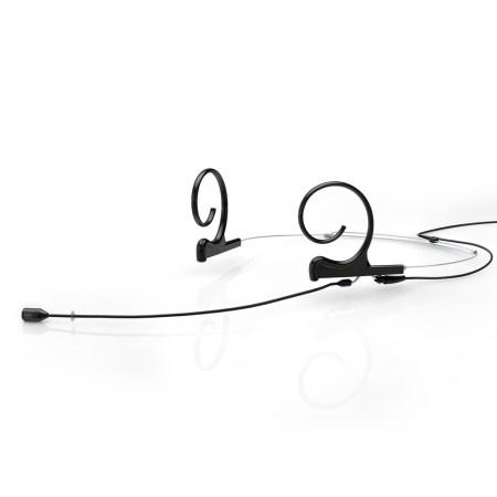 DPA d:fine 88 Directional Headset Mic, Dual Ear, Black