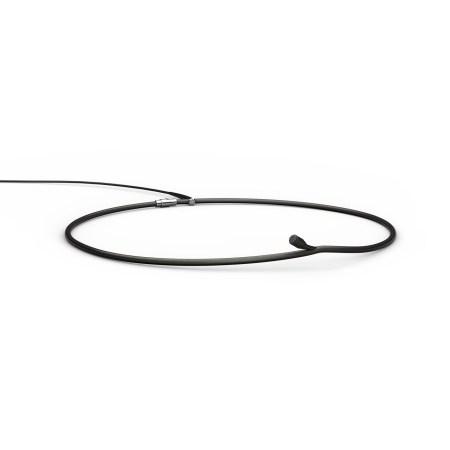 DPA d:screet™ Necklace Mic, Black 53cm