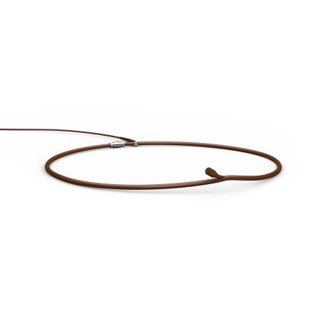 DPA d:screet™ Necklace Mic, Brown 53cm