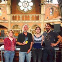 Union Chapel Wins Timout's Best Live Music Venue Award