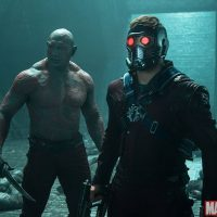 Simon used DPA d:screet™ 4071 mics concealed in Drax's body makeup for Guardians of the Galaxy