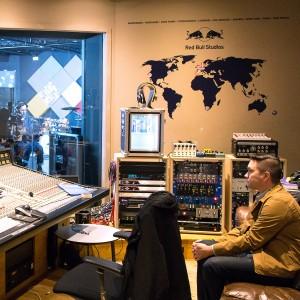 Meris 440 UK Launch Terry Burton Red Bull Studios