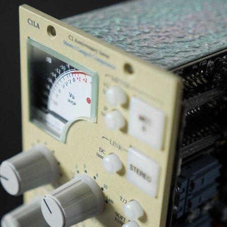 Smart C1LA VU Meter