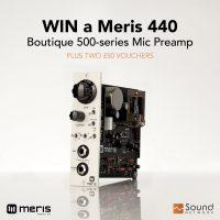 Meris 440 Giveaway February 2015