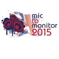 Prism Mic to Monitor 2015