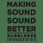 Bubblebee Industries | Making Sound Sound Better