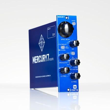 Meris Mercury7 Reverb 500-Series Reverb