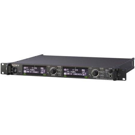 Sony DWR-R02DN DWX-N Series Dual Channel Digital Wireless Receiver