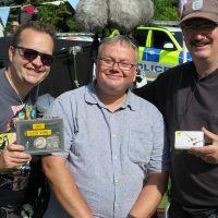 Midsomer Murders Sound Team - Adam Johnston, Jonathan Wyatt, Liam Ryan