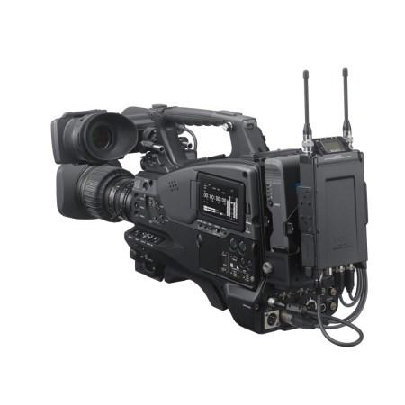 Sony URX-S03D on Camera