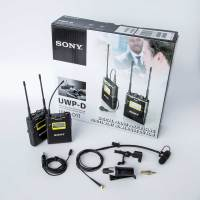 Sony UWP-D11 with DPA d:vote™ 4099V Instrument Mic