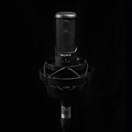 Sony C-100 Hi Res Studio Microphone