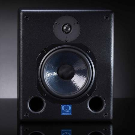 Quested V2108 Active Reference Monitor - Front