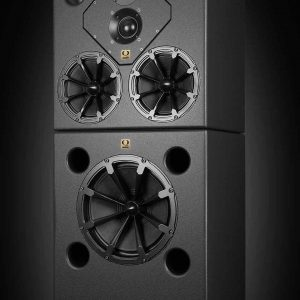 Quested Q212FS Large Format Free Standing Studio Monitors