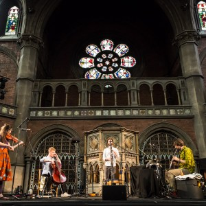iyatraQuartet at Union Chapel