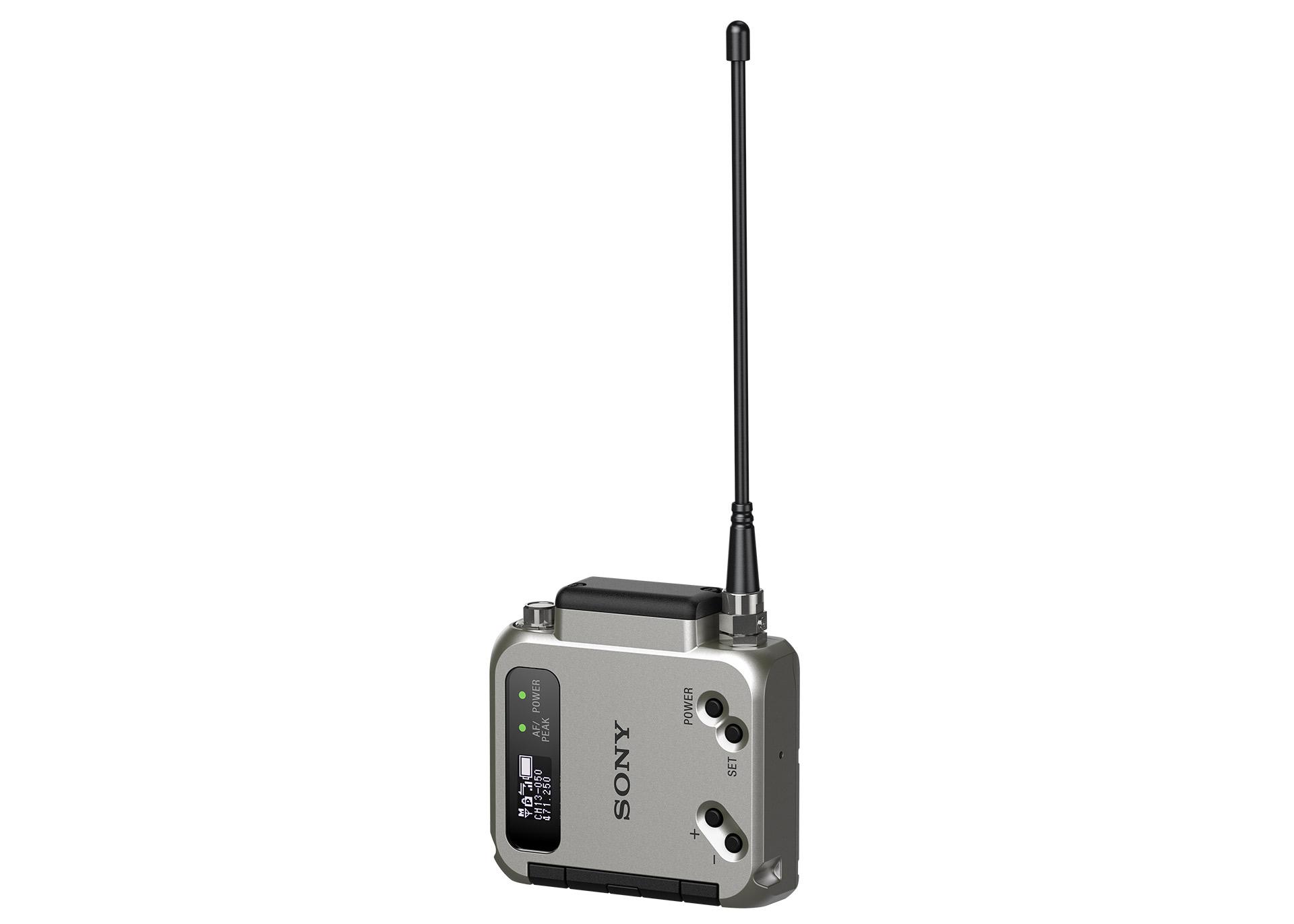 Sony DWT-B03R Micro-Beltpack Transmitter