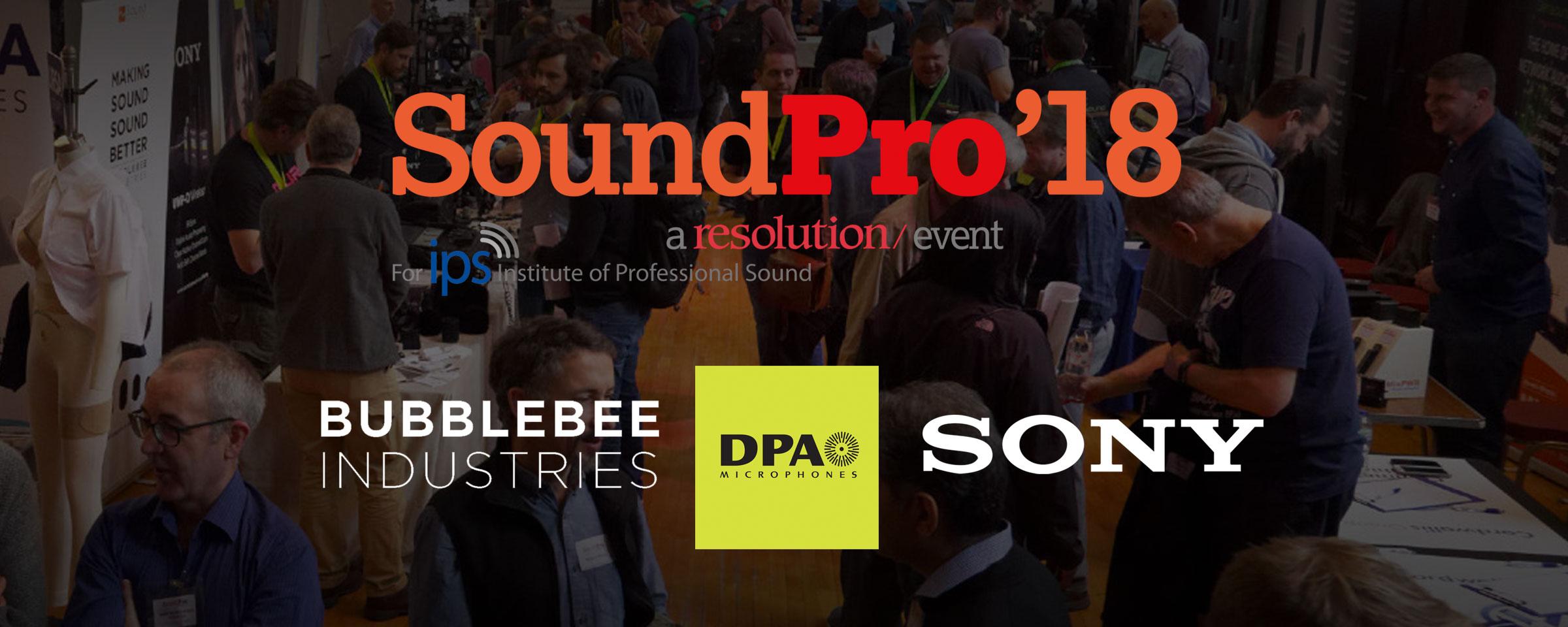 SoundPro 2018
