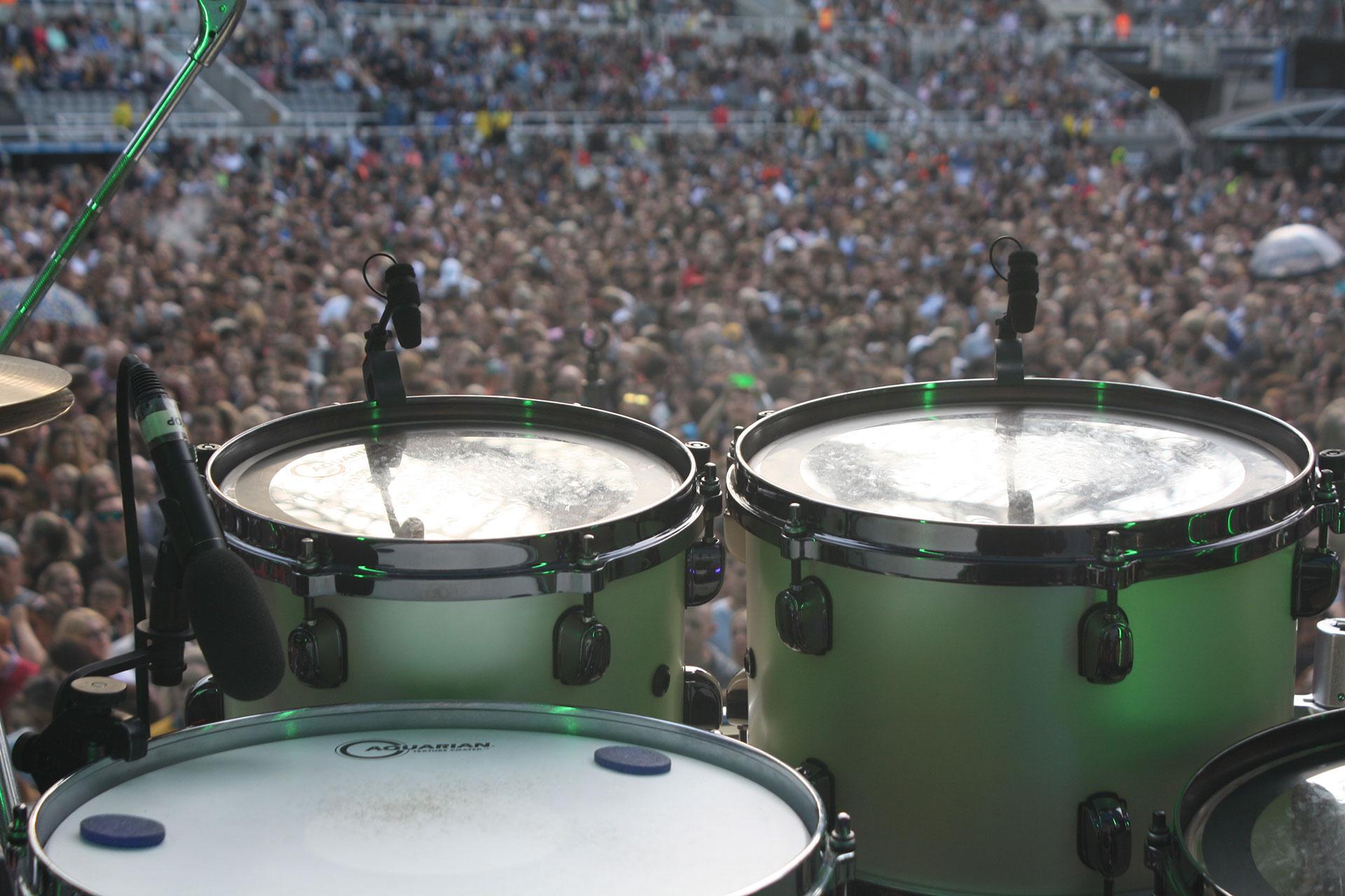 DPA Drum Mics