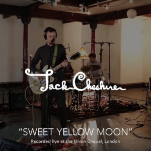 Jack-Cheshire - Sweet Yellow Moon - Sound Network Studio Session