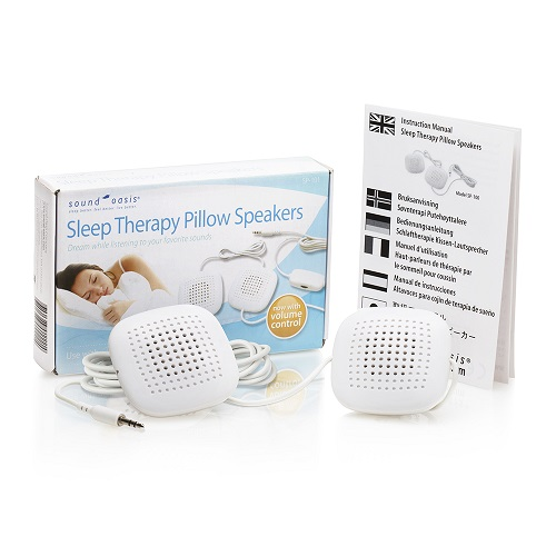 sp 101 sleep therapy pillow speakers