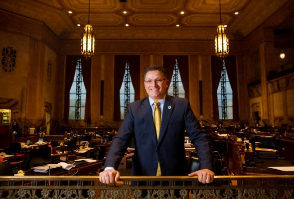 """Louisiana Treasurer candidate John Schroder:  """"Capital outlay funding process is corrupt and constitutes blackmail."""""""