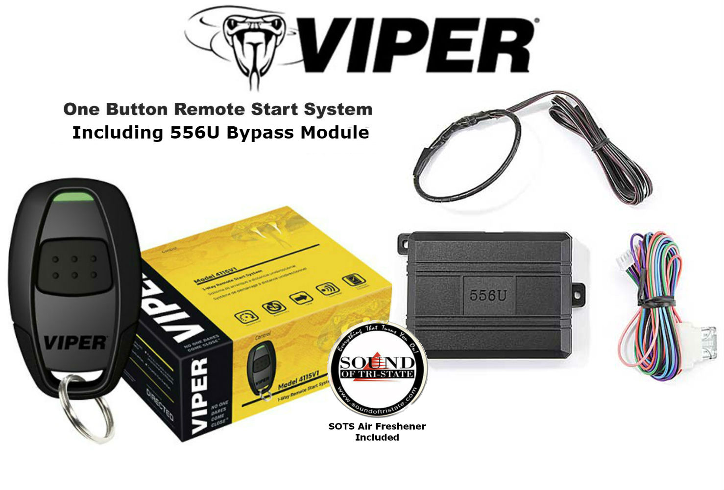 viper 4115v remote start wiring diagram headphone volume control 1 button car system w bypass