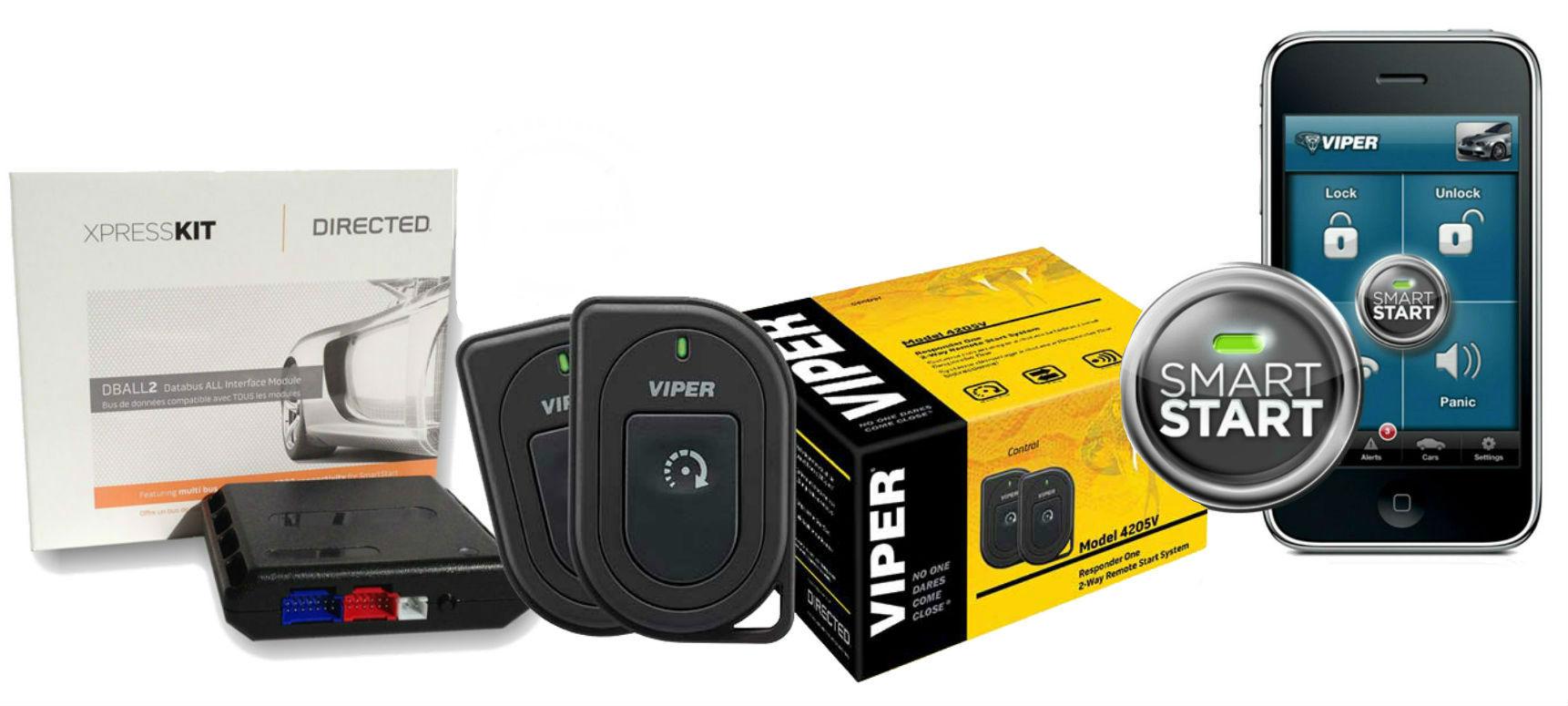 ultra remote car starter wiring diagram regulator viper 4205v 2 way start smart vsm200 and
