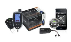 Avital 5303L Remote Start Alarm System Keyless Entry