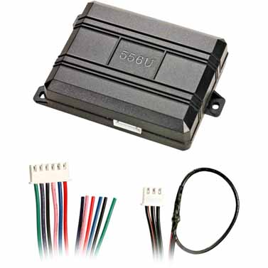 car alarm remote start installation wiring diagram cd john deere 1445 transponder bypass module universal xpresskit 556u 556uw 556ub | ebay
