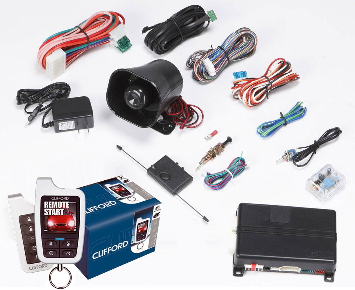 hight resolution of clifford 590 4x 2 way hd car alarm system remote start python dsm200 python remote start wiring diagram