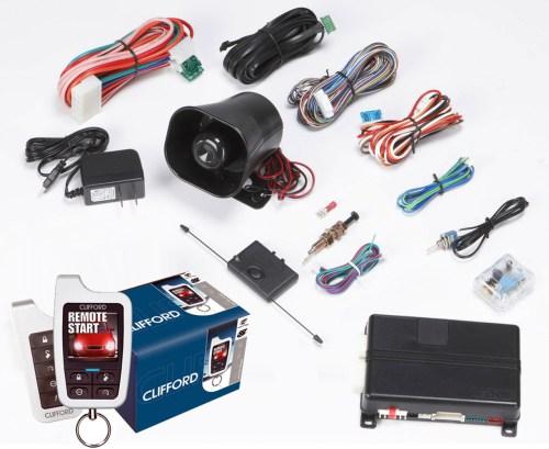 small resolution of clifford 590 4x 2 way hd car alarm system remote start python dsm200 python remote start wiring diagram