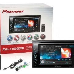 Pioneer Dvd Radio Wiring Diagram Beetle Uk Avh P2300dvd Harness P1400
