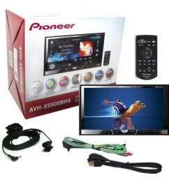 pioneer avh x5500bhs wiring diagram chevy colorado wiring schematic u2022 wiring diagram database pioneer avh x1500dvd [ 900 x 900 Pixel ]