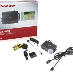 Pioneer Avh Gps Add On Ritetemp Thermostat 8050c Wiring Diagram Avic U250 Navigation System Avicu250 W Nav