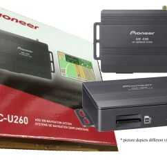 Pioneer Avh Gps Add On Hot Water Thermostat Wiring Diagram X7700bt 7 Quot Single Din Dvd Receiver With Avic
