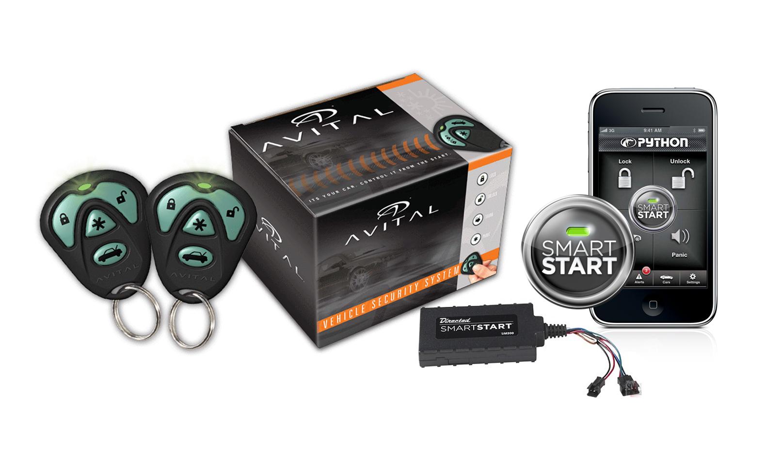 Remote Start Remote Start