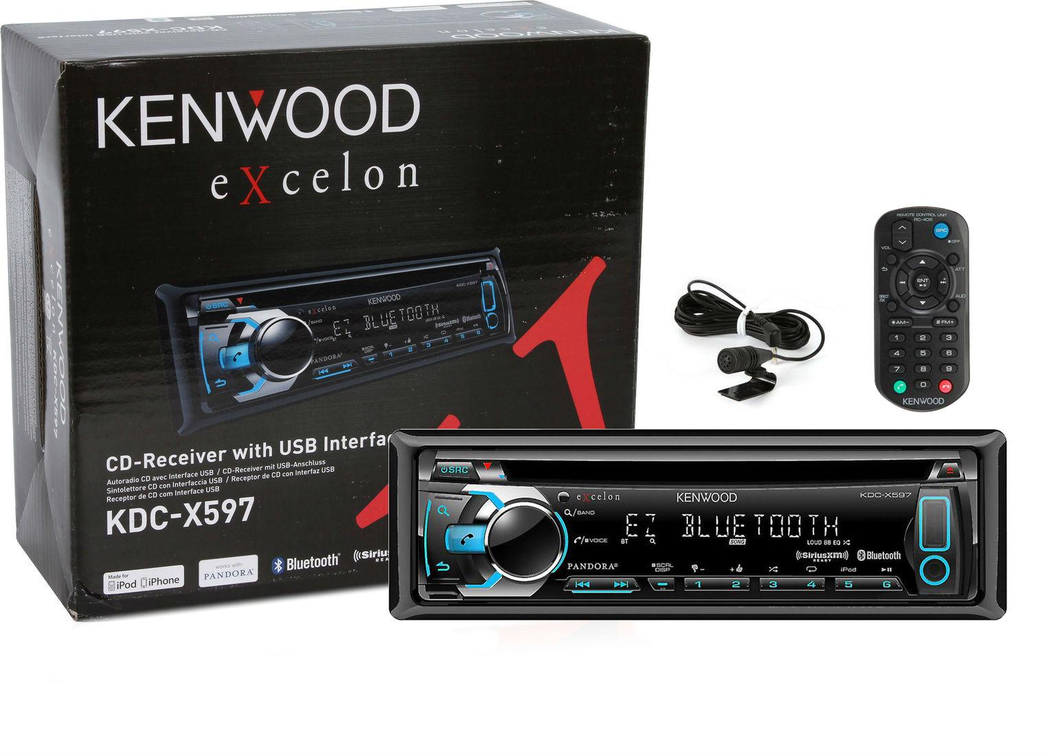 kenwood model kdc wiring diagram s drive car cd receiver x597 bluetooth pandora usb aux