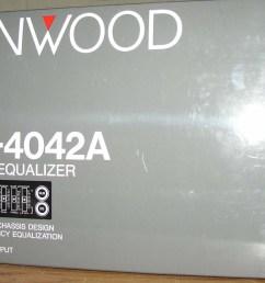 kenwood kgc 4042a equalizer kgc4042a kgc4042ab [ 1491 x 1020 Pixel ]