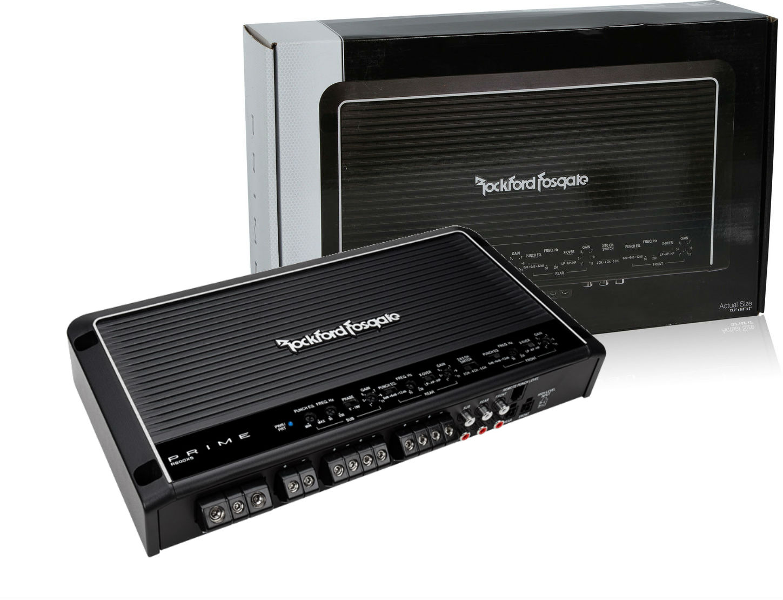 rockford fosgate punch p200 2 wiring diagram perko dual switch prime 600w 5 channel car amplifier new
