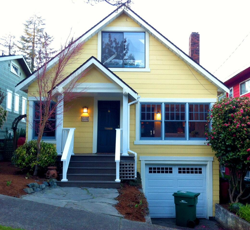 Exterior Painting in Phinney Ridge, Seattle
